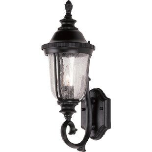 Outdoor Wall Sconces You\'ll Love | Wayfair