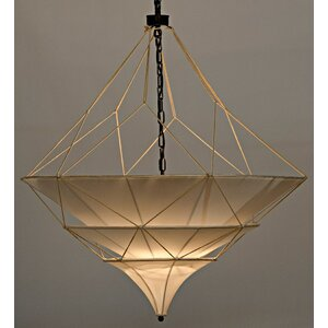 Dynasty 4-Light Candle-Style Chandelier