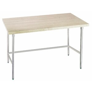 Prep Table with Wood Top by A-Line by Adv..