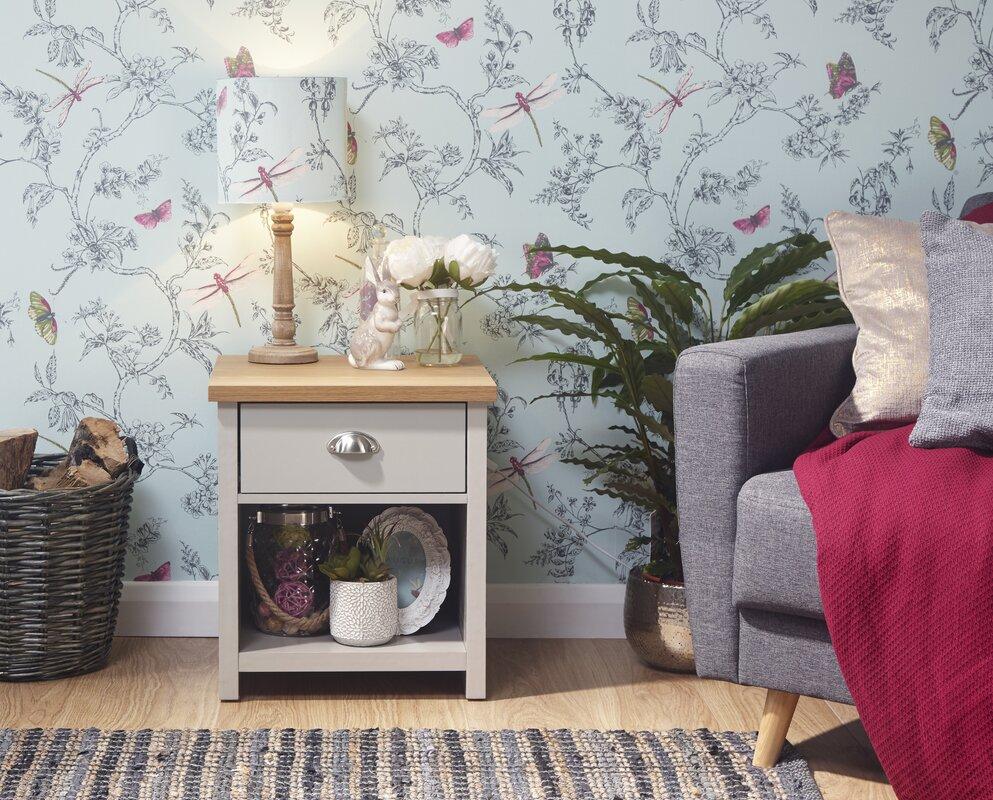 k stenhaus beistelltisch waples mit stauraum. Black Bedroom Furniture Sets. Home Design Ideas