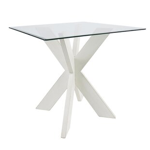 cc62b91f2cc4bd Glass Kitchen & Dining Tables You'll Love   Wayfair