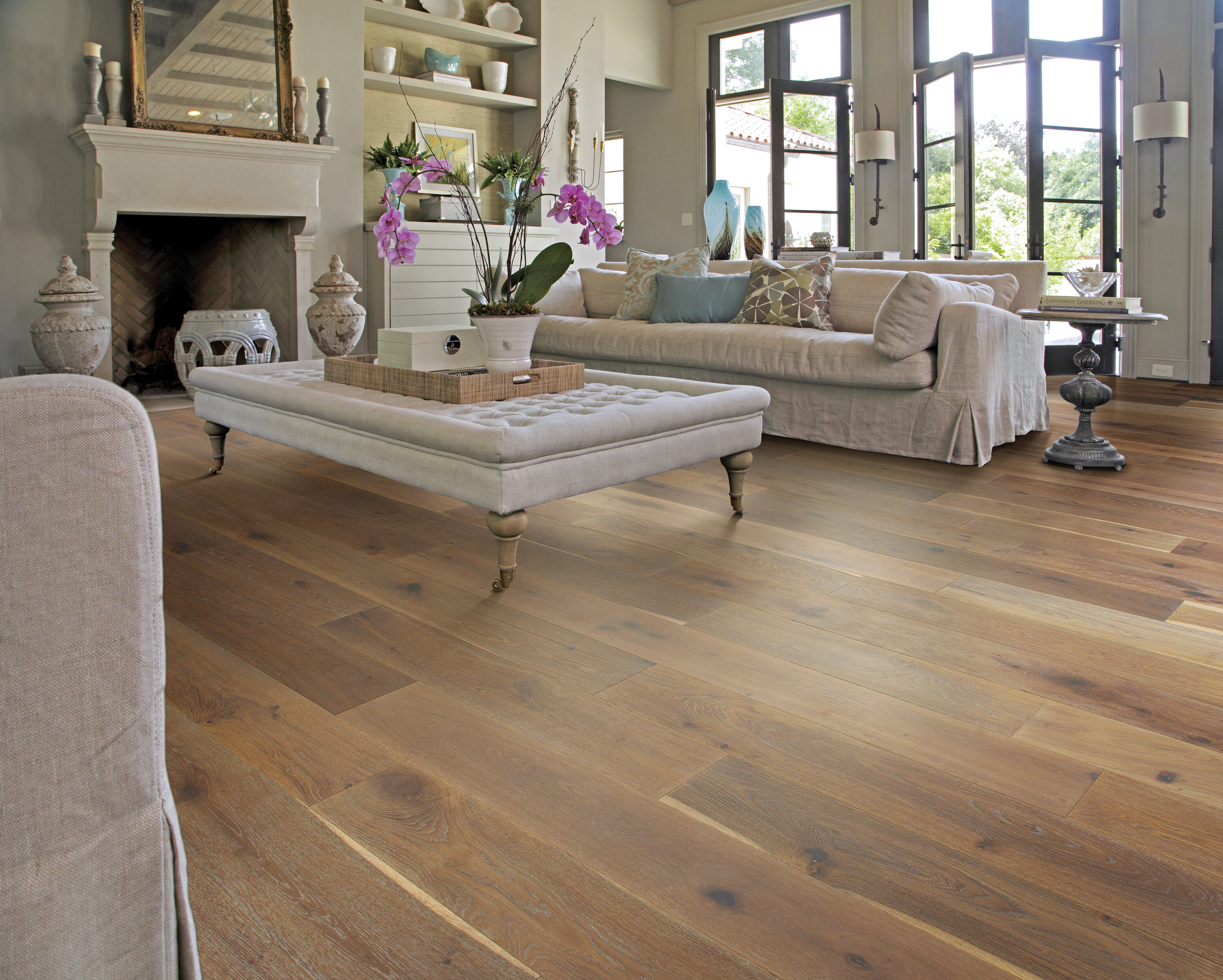 Shaw Floors Scottsmoor Dunedin 7 1 2 Quot Engineered Oak