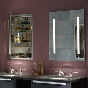Aio 23 25 X 30 Recessed Medicine Cabinet With Lighting By Robern