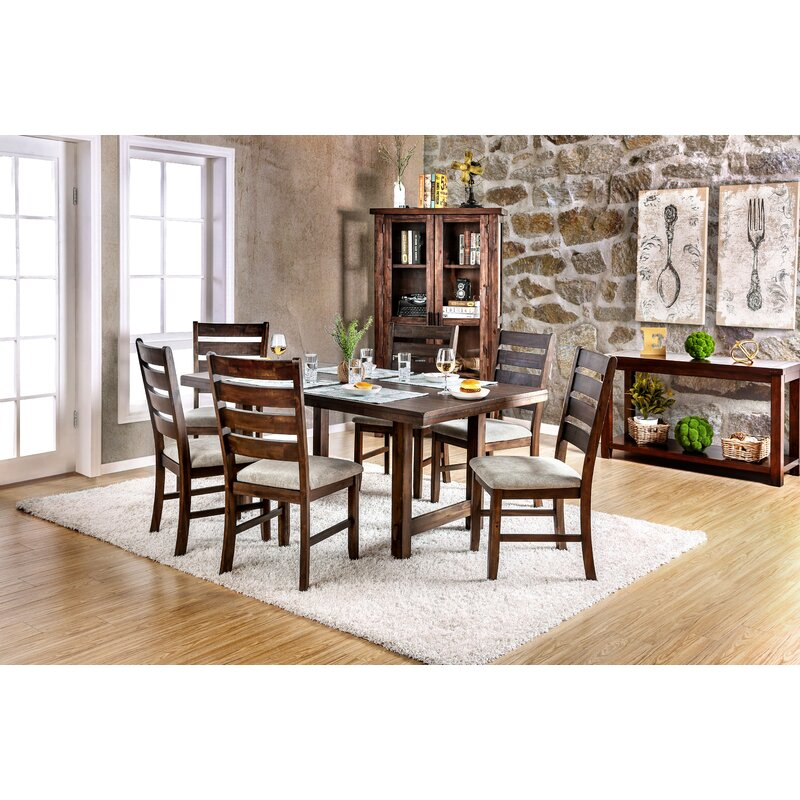 Sia Transitional Dining Table