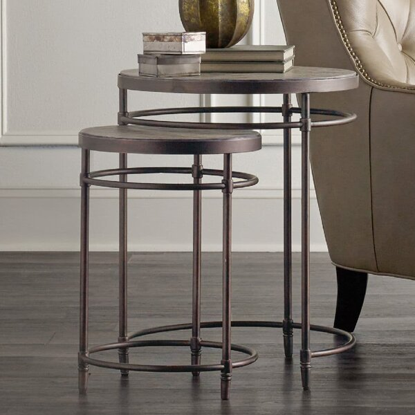 Hooker Furniture St Armand 2 Piece Nesting Tables Reviews Perigold