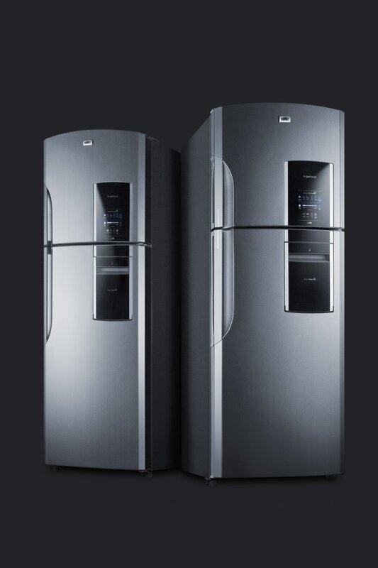 summit appliance summit ingenious 18 2 cu ft counter depth top freezer refrigerator reviews. Black Bedroom Furniture Sets. Home Design Ideas