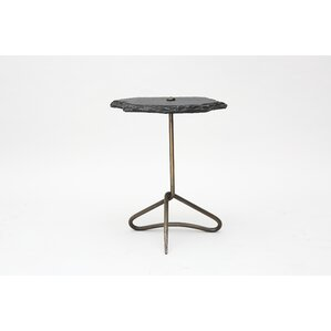 Kolar Iron End Table by Br..