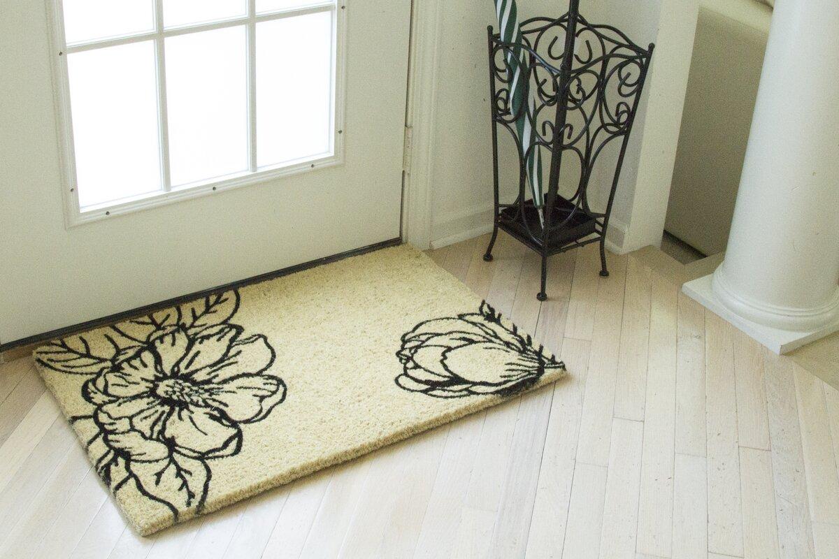 Entryways Williamsburg Magnolia Blossom Doormat Amp Reviews