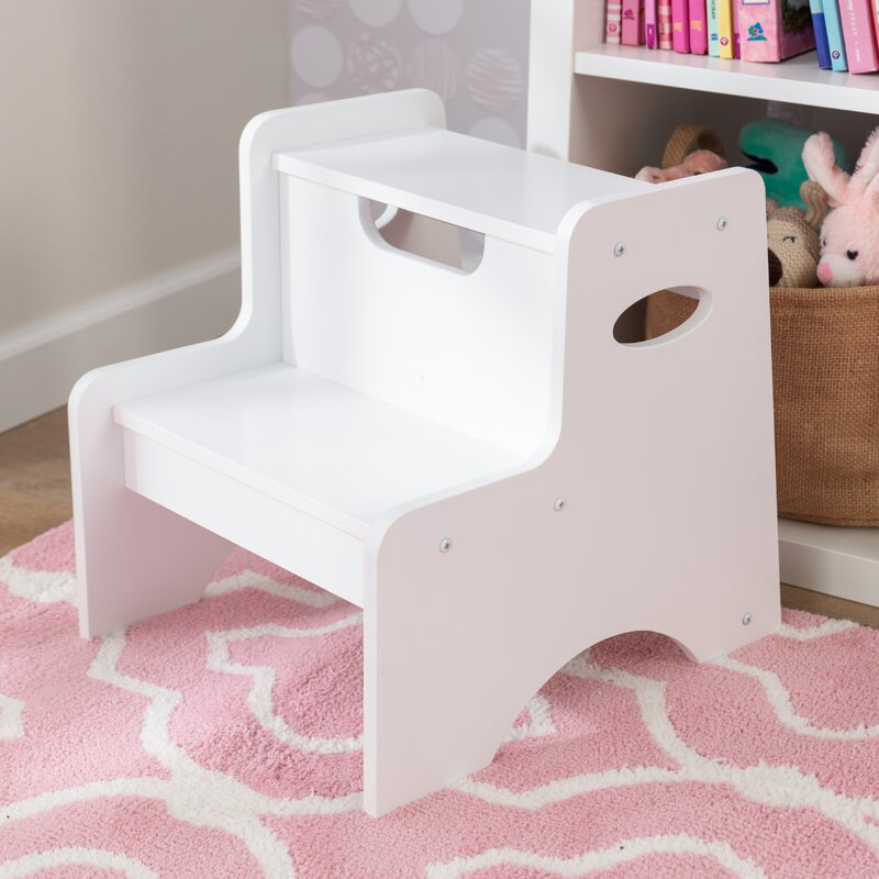 Kidkraft Step Stool Amp Reviews Wayfair