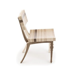 William and Mary Metro Caf? Side Chair by Context Furniture