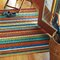 cabana stripe rug companyc cabana stripe orange indoor outdoor area rug 1900