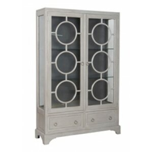 Bridgeview Standard China Cabinet by Rosecliff Heights