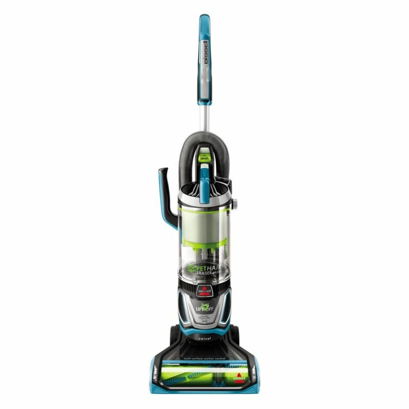 Pet Hair EraserR Lift OffR Bagless Upright Vacuum