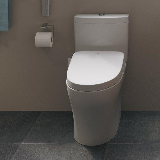 Toto Washlet S500e Modern Elongated Toilet Seat Bidet Wayfair