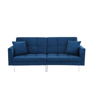 Rojo Sleeper Convertible Sofa by Varick Gallery