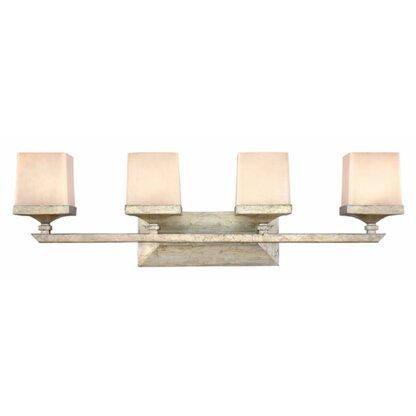 4 light vanity fixture brass san simeon 4light vanity light hinkley lighting perigold