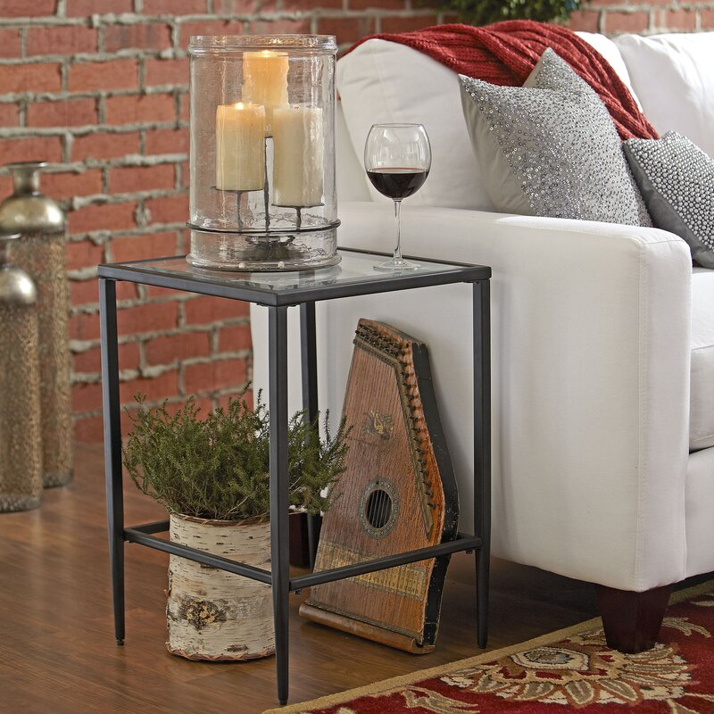 Birch Lane Harlan Square Side Table Amp Reviews Birch Lane