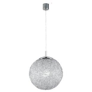 Womble 1 Light Globe Pendant. By Paul Neuhaus