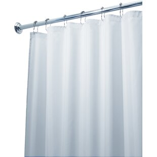 Waterproof Stall Single Shower Curtain