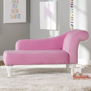 Leslie Kids Chaise Lounge : children chaise lounge - Sectionals, Sofas & Couches