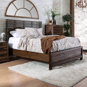 Natalie Platform Bed by A&J Homes Studio