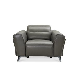 Paille Leather Power Wall Hugger Recliner  sc 1 st  Wayfair & Wall Hugger Loveseat Recliners | Wayfair islam-shia.org