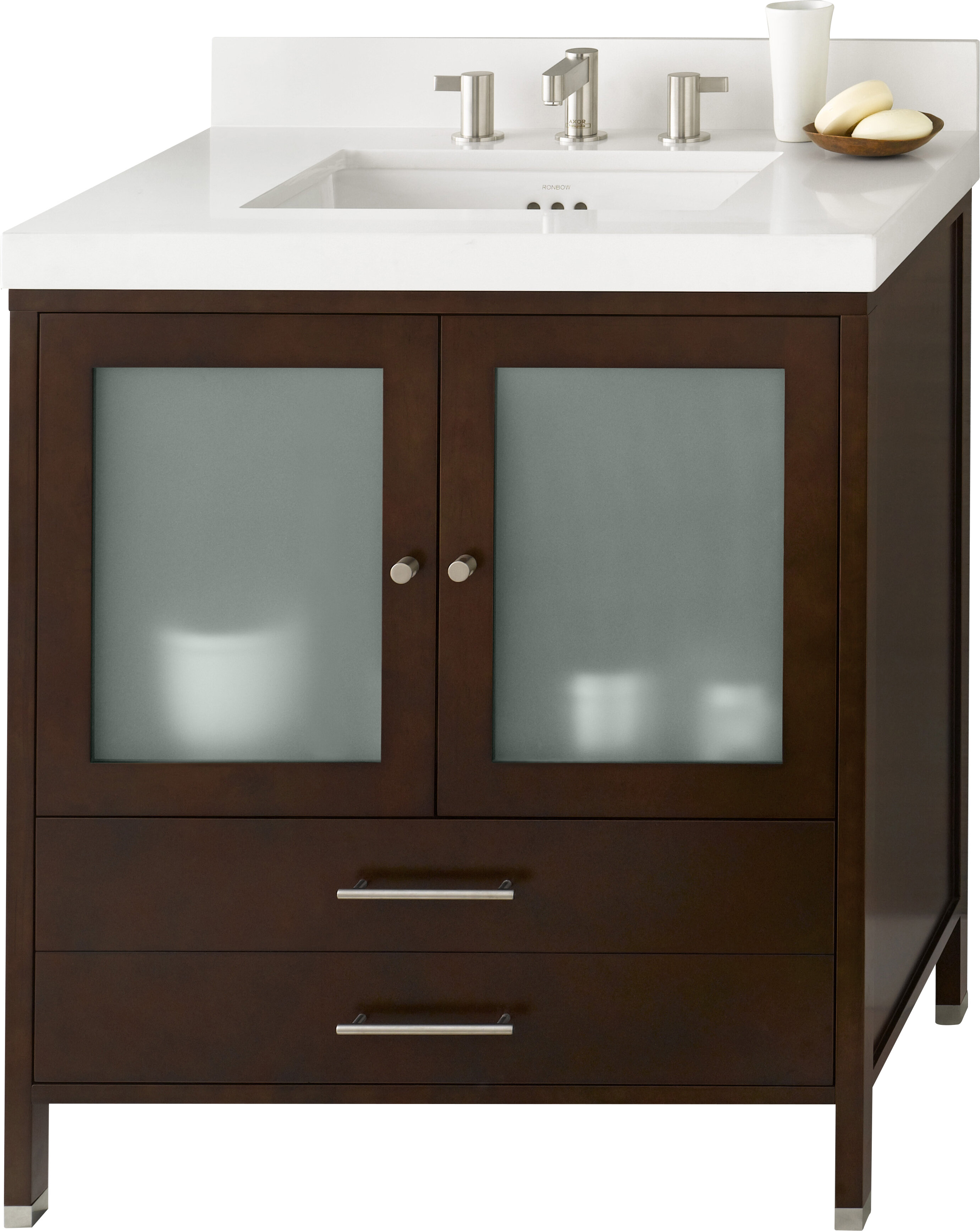 ronbow juno 30 bathroom vanity base only wayfair rh wayfair com