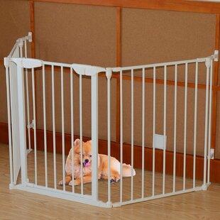 3 Panel Safety Dog Gate