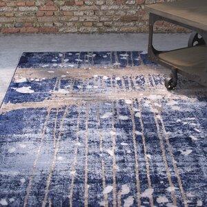 Pierce Blue/Gray Area Rug