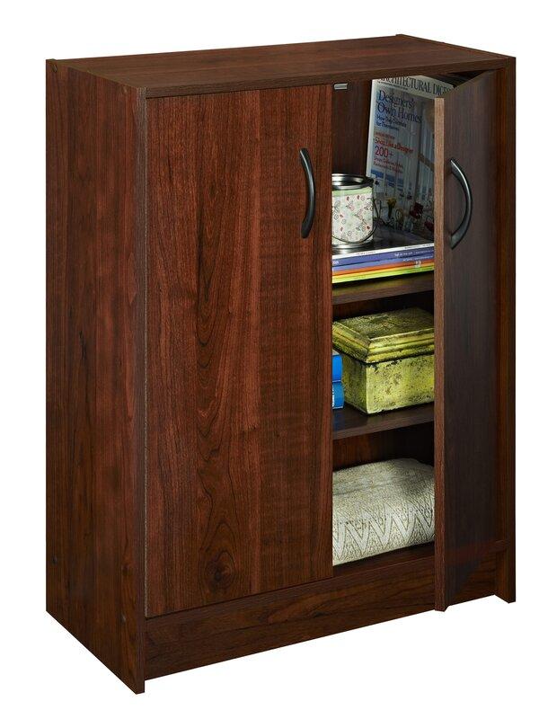 Storage 2 Door Accent Cabinet Amp Reviews Allmodern