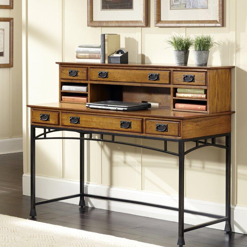 Senda Writing Desk With 1 Right Left Drawer