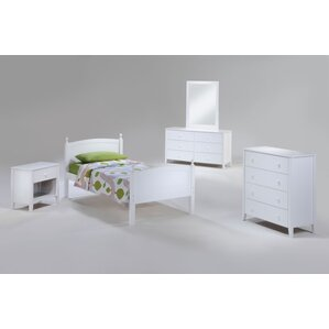 Zest Full Panel Configurable Bedroom Set by Night & Day Furniture