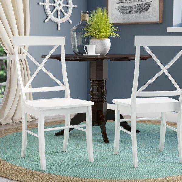 Pattern Fabric Dining Chairs   Wayfair