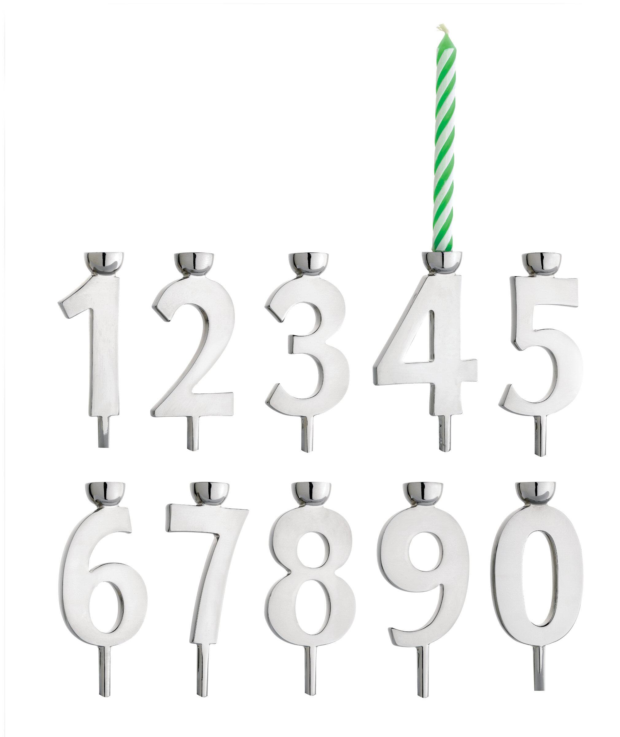 Reed Barton Lets Celebrate 34 Piece Metal Candlestick Set Reviews