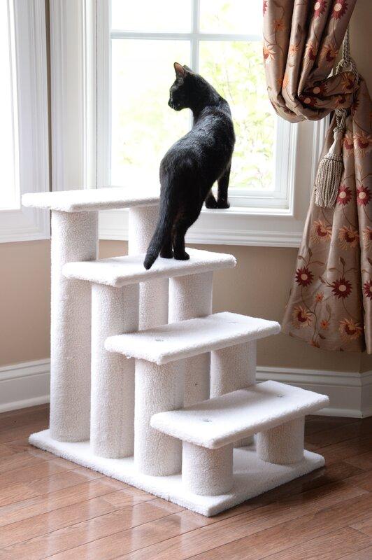 Armarkat 25 Quot Classic 4 Step Cat Tree Amp Reviews Wayfair