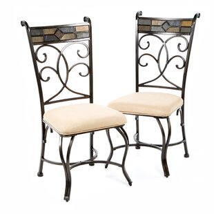 Zamudio Upholstered Dining Chair (Set of 2)