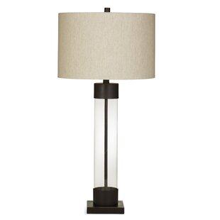 Modern contemporary broyhill table lamps allmodern anaheim 33 table lamp aloadofball Gallery