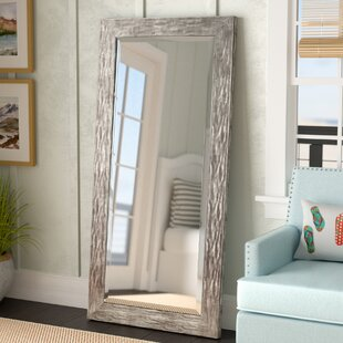 Beckette Hammered Bathroom Vanity Mirror
