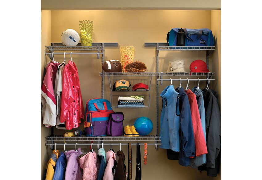 Closet Systems For Less