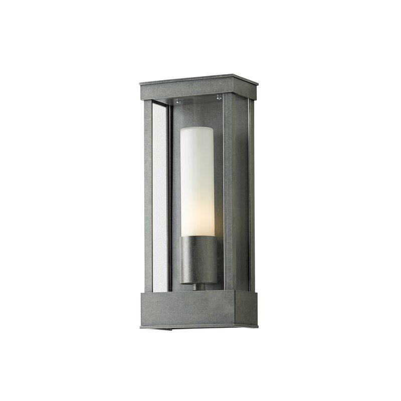 Hubbardton Forge Portico: Hubbardton Forge Portico Outdoor Sconce