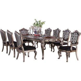 Victoria II 9 Piece Dining Set