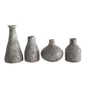 Floor Industrial Vases You'll   Wayfair on zinc car, zinc patina, zinc dog, zinc basket, zinc metal, zinc chest, zinc desk, zinc table,