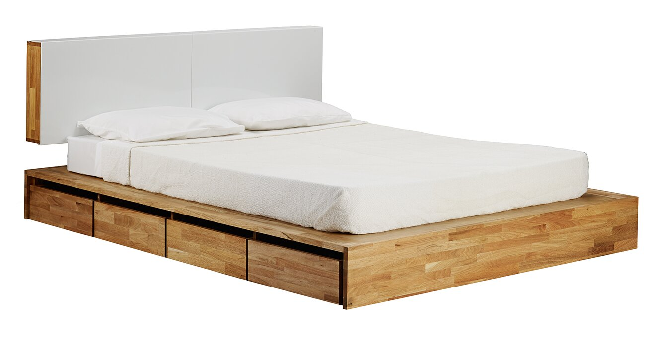 King Size Bed Frame With Storage Singapore