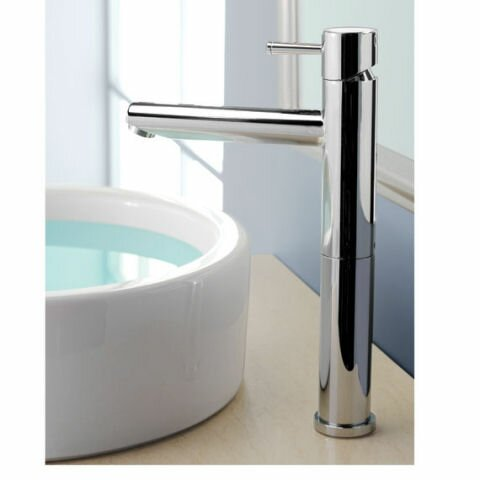 American Standard Serin Single Hole Bathroom Vessel Faucet with ...