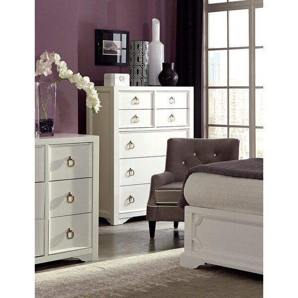 Donny Osmond Storage Bedroom Bench Reviews: Donny Osmond Furiani 3 Drawer Chest & Reviews