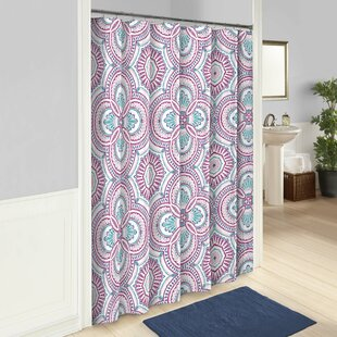 purple and turquoise shower curtain. Brittney Shower Curtain Purple Curtains  Joss Main