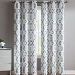 Indigo Blue Curtains