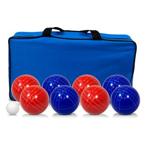 10 Piece Bocce Ball Set
