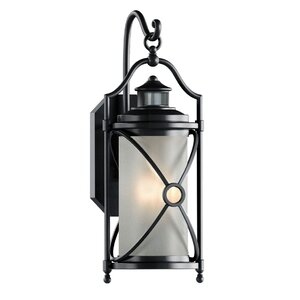Tilo 1-Light Outdoor Wall Lantern