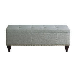 Darrah Upholstered Storage Bench